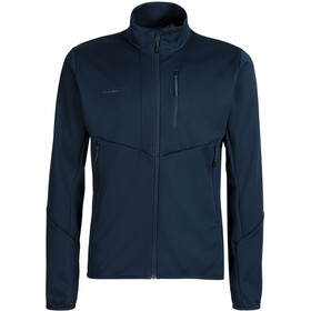 Mammut Nair ML Hooded Jacket Men, sapphire melange